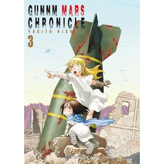 Gunnm Mars Chronicle #03