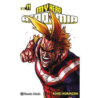My Hero Academia #11 Manga Oficial Planeta Comic