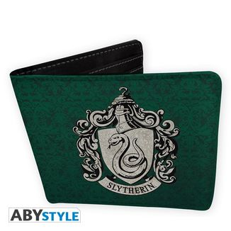 Cartera emblema Slytherin Harry Potter