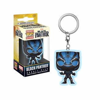 Llavero Black Panther Pocket POP!