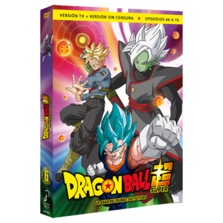 Dragon Ball Super Box 6 DVD