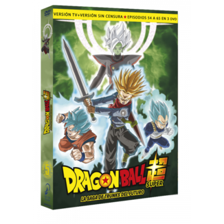 Dragon Ball Super Box 5 DVD *Embalaje Dañado*