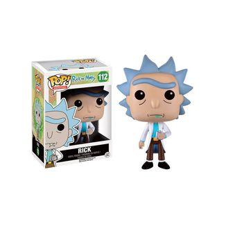 Funko Rick Sanchez - Rick y Morty Pop!