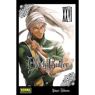 Black Butler #26 (Spanish)