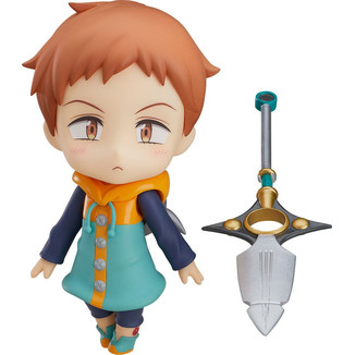 Nendoroid King The Seven Deadly Sins: Revival of The Commandments