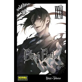 Copy Black Butler #27 (Spanish) Manga Oficial Norma Editorial