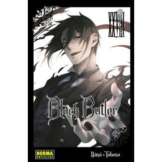 Black Butler #28 Manga Oficial Norma Editorial