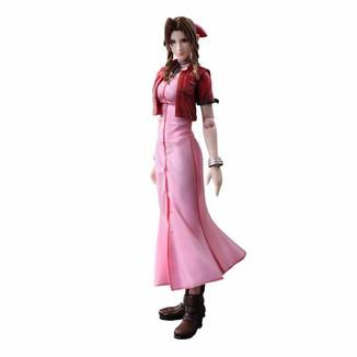 Figura Aerith Gainsborough Play Arts Kai Crisis Core Final Fantasy VII