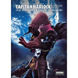 Capitán Harlock Dimension Voyage #04