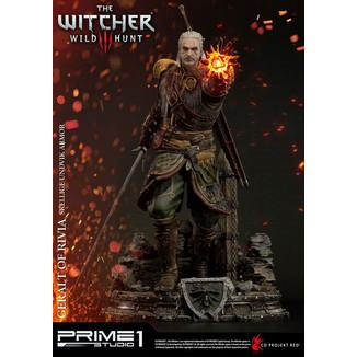 Figura Geralt of Rivia Skellige Undvik Armor  Witcher 3