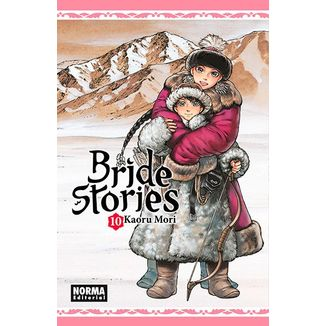 Bride Stories #10 (Spanish)
