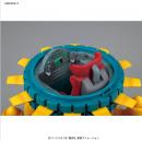 Model Kit Trunks Time Machine Dragon Ball Z
