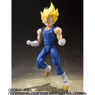 S.H. Figuarts Majin Vegeta Dragon Ball