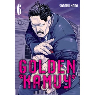 6# Golden Kamuy