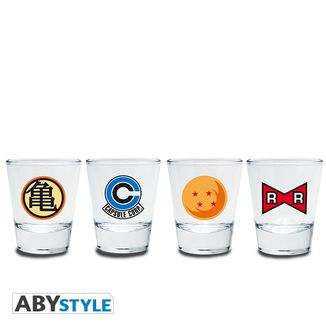 Vasos de chupito Dragon Ball