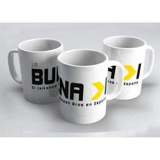 La Buena DI Mug Logo