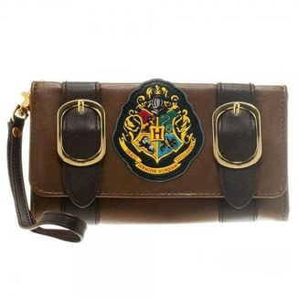Hogwarts Wallet with Buckles