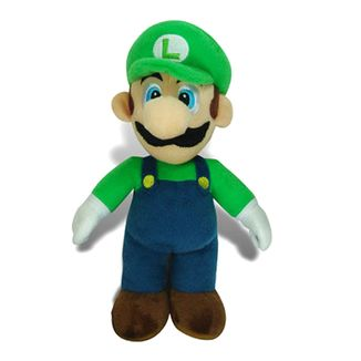 Peluche It's me, Luigi! -  Super Mario Bros