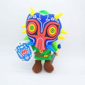 Link Majora's Mask Plush - The Legend of Zelda