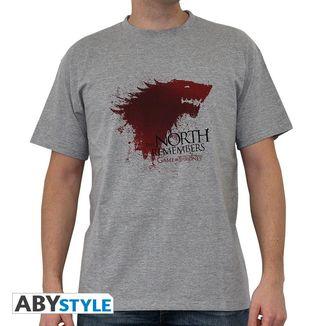 Camiseta Juego de Tronos The North Remembers