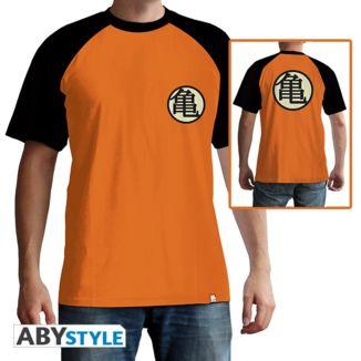 Camiseta Dragon Ball Kanji Kame