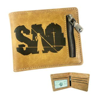 Logo Leather Wallet Sword Art Online