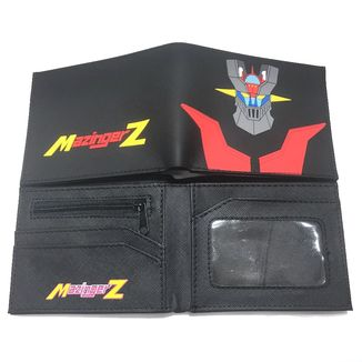 Mazinger Z Black Wallet