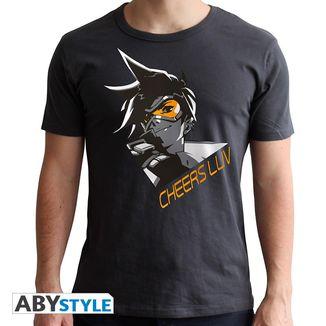 Camiseta Overwatch Tracer
