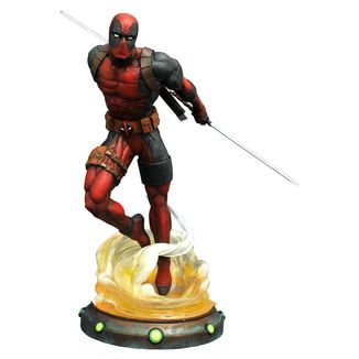 Deadpool Diamond Select Figure Marvel Comics