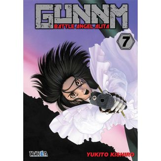 Gunnm (Battle Angel Alita) #07