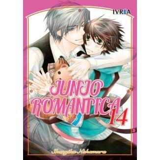 JUNJO ROMANTICA #14 Manga Oficial Ivrea
