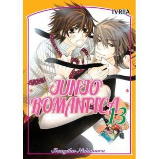 JUNJO ROMANTICA #13 Manga Oficial Ivrea