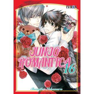 Junjo Romantica #16 Manga Oficial Ivrea