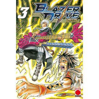 Blazer Drive #03 Manga Oficial Panini Manga