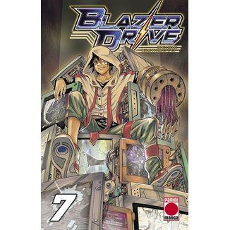 Blazer Drive #07 Manga Oficial Panini Manga