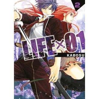 Life x 01 #02 (spanish) Manga Oficial Fandogamia Editorial