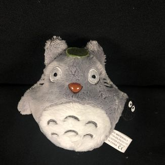 Totoro Plush Keychain #1 My Neighbor Totor