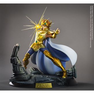 Estatua Leo Aioria HQS by Tsume