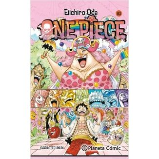 One Piece #83 Manga Oficial Planeta Comic