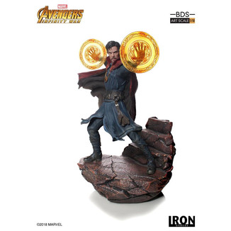 Estatua Doctor Extraño BDS Art Vengadores Infinity War