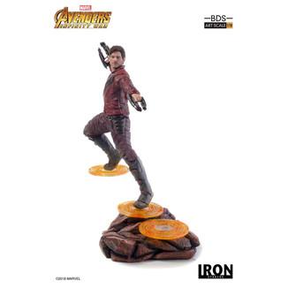 Estatua Star Lord BDS Art Vengadores Infinity War