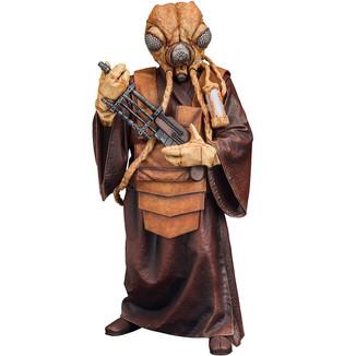 Bounty Hunter Zuckuss Figure ARTFX+ Star Wars