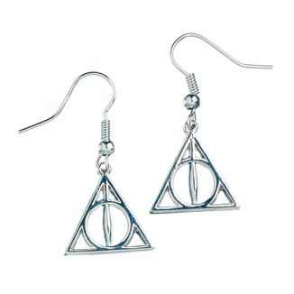 Pendientes Reliquias Harry Potter