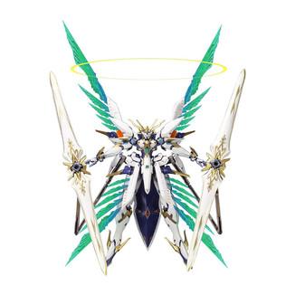 Model Kit Siren Xenoblade Chronicles 2
