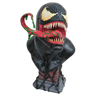 Estatua Busto Venom Legendary Comics Marvel