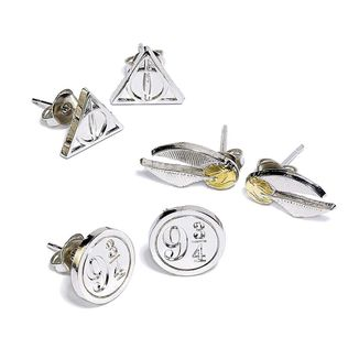 Harry Potter Earings Set