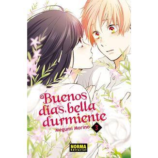 Buenos Días, Bella Durmiente #03 Manga Oficial Norma Editorial