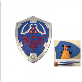 Escudo Hyliano The Legend of Zelda LARP