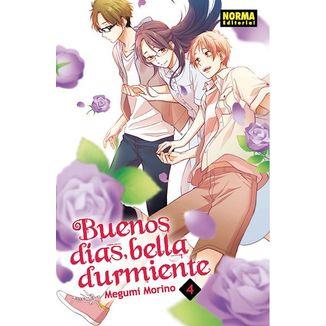 Buenos Días, Bella Durmiente #04 Manga Oficial Norma Editorial