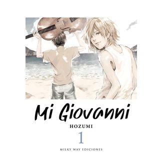 Mi Giovanni #01 Manga Oficial Milky Way Ediciones